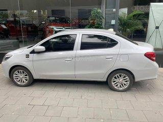 Bán xe Mitsubishi Attrage 2020, mới hoàn toàn, màu trắng