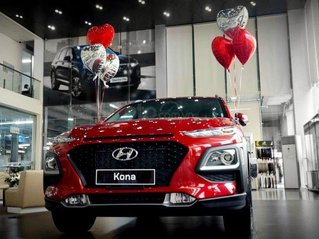 Bán xe Hyundai Kona 2020, màu đỏ