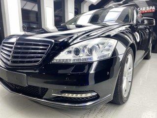 Mercedes-Benz S500 2010 đăng ký 2011