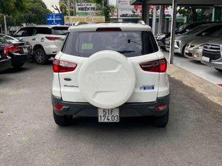 Cần bán xe Ford EcoSport đời 2015, màu trắng
