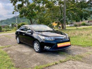 Bán xe Toyota Vios đời 2014, màu đen