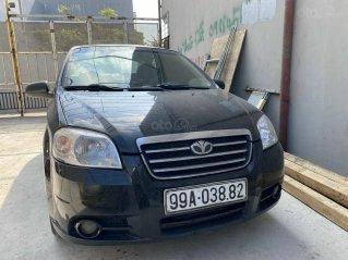 Bán Daewoo Gentra 2010, số sàn, màu đen, không dịch vụ, máy gầm cực chất, giá tốt 145 triệu