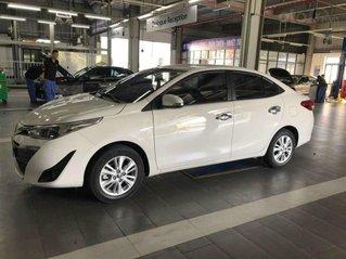 Cần bán gấp Toyota Vios đời 2019, màu trắng