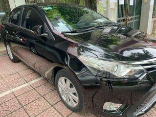 Bán Toyota Vios G năm 2015, màu đen