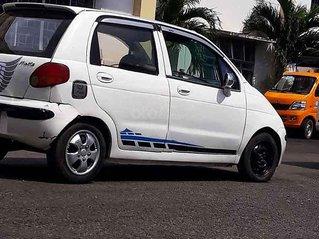 Bán Daewoo Matiz sản xuất năm 2000, màu trắng, xe nhập