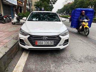 Bán xe cũ Hyundai Elantra năm 2018, màu trắng
