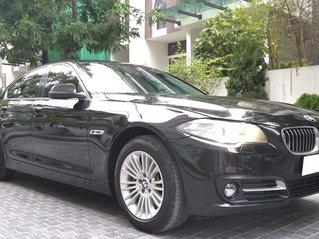 BMW 520i Model 2015, màu đen