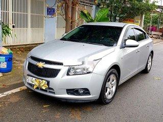 Bán Chevrolet Cruze đời 2012, màu bạc