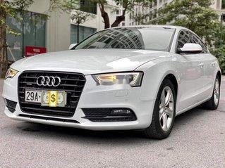 Bán Audi A5 sản xuất năm 2013, màu trắng, xe nhập, giá 888tr