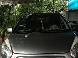 Cần bán xe Kia Morning đời 2012, màu xám, số tự động, giá 282tr
