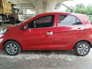 Bán Kia Morning 2012, màu đỏ, nhập khẩu nguyên chiếc