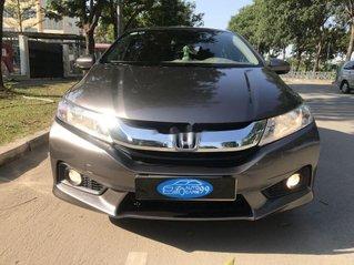 Cần bán Honda City năm 2016, màu xám, số tự động
