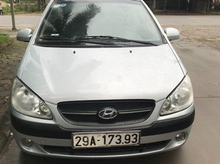 Bán Hyundai Getz năm 2010, màu bạc, nhập khẩu nguyên chiếc