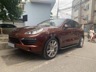 Cần bán lại xe Porsche Cayenne năm sản xuất 2011, màu đỏ