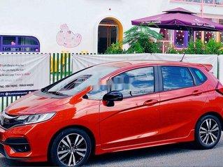 Cần bán xe Honda Jazz sản xuất 2018, màu đỏ, nhập khẩu nguyên chiếc