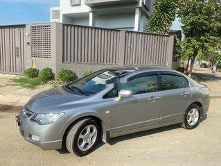 Bán Honda Civic đời 2008, màu xám số tự động, giá tốt