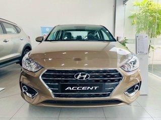 Cần bán Hyundai Accent đời 2020, màu vàng, mới 100%