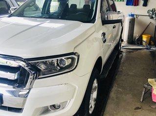 Bán Ford Ranger đăng ký 2016, màu trắng, xe gia đình, giá chỉ 579 triệu đồng