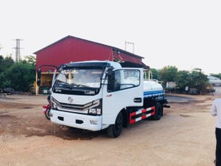 Bán xe Xitec nước tưới cây, dập bụi 5 khối nhập khẩu giá rẻ
