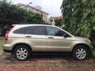 Cần bán xe Honda CRV2.4 Sx 2008 xuất Mỹ, biển Hà Nội, số tự động 2 cầu quá hiếm, hàng nồi đồng cối đá, đi cực khỏe đầm xe