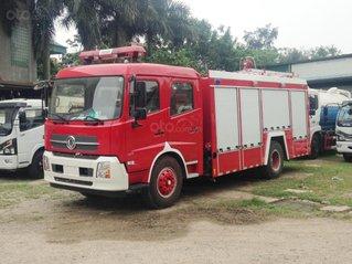 Bán xe chữa cháy, cứu hỏa 7 khối nhập khẩu nguyên chiếc giá rẻ
