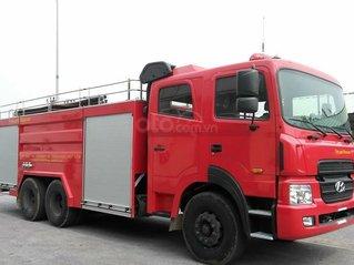 Bán xe chữa cháy cứu hỏa 3 chân Hyundai HD240