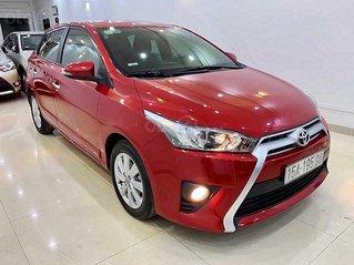 Bán xe Toyota Yaris sản xuất năm 2015, màu đỏ, xe nhập còn mới, giá tốt