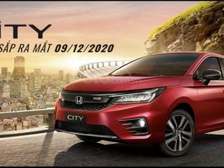Honda City 2021. Thiết kế hoàn toàn mới, Booking ngay khu vực TP. HCM