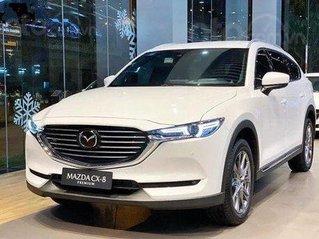 [HOT] Mazda CX-8 khuyến mại cực lớn tháng 11 - ring xe ngay chỉ với 196 triệu - giá tốt nhất Miền Nam