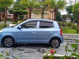 Bán xe Kia Morning 2012, màu xanh