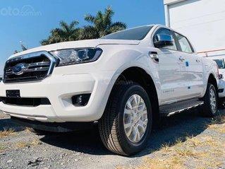Bán gấp với giá ưu đãi nhất chiếc Ford Ranger XLT Limited 2.0L 4X4 AT 2021 giao nhanh toàn quốc