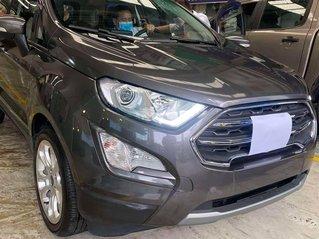 Cần bán lại với giá ưu đãi nhất chiếc Ford EcoSport màu xám đời 2020, giao nhanh toàn quốc