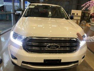 Hỗ trợ mua xe trả góp lãi suất thấp với chiếc Ford Ranger Limited sản xuất 2020, giao nhanh