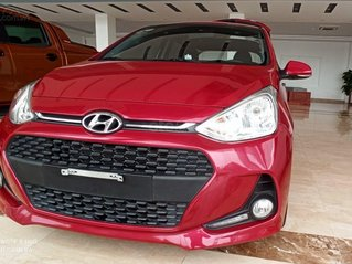 Hyundai Grand I10 2019 AT 1.2 GLS màu đỏ