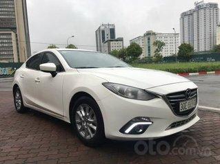 Bán xe Mazda 3 1.5AT SX 2016 biển HN, zin từng con ốc
