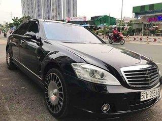 Cần bán lại xe Mercedes sản xuất năm 2006, màu đen, xe nhập còn mới