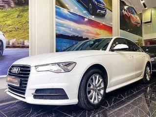 Bán Audi A6 năm sản xuất 2016, màu trắng, xe nhập còn mới
