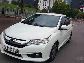 Cần bán gấp Honda City sản xuất 2016, màu trắng còn mới