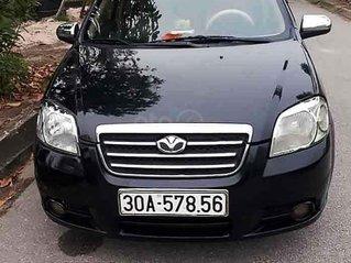 Cần bán lại xe Daewoo Gentra năm sản xuất 2007, màu đen còn mới