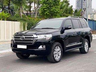 Bán Toyota Land Cruiser năm 2015, màu đen, nhập khẩu nguyên chiếc còn mới
