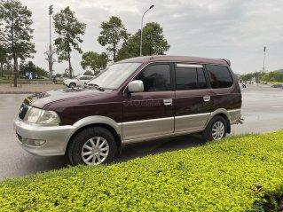 Toyota Zace 2001, đăng ký 2002, màu mận chín thuộc hàng độc, đẹp xuất sắc