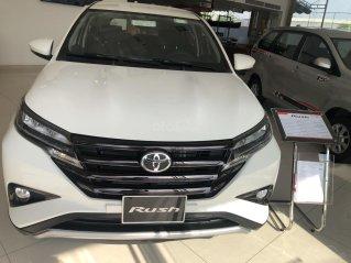 Toyota Rush 1.5G khuyến mãi lớn - mua trả góp với 160 triệu