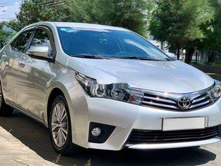 Bán Toyota Corolla Altis sản xuất 2016, màu bạc
