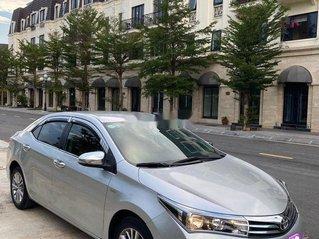 Bán Toyota Corolla Altis đời 2015, màu bạc số tự động, giá 555tr