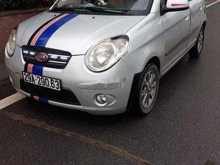 Cần bán Kia Morning 2011, màu bạc số sàn, 122tr