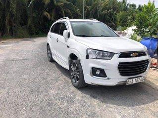 Cần bán lại xe Chevrolet Captiva đời 2017, màu trắng, nhập khẩu, 630tr