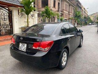 Cần bán lại xe Daewoo Lacetti đời 2010, màu đen, nhập khẩu, 245tr
