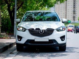 Cần bán xe Mazda CX 5 năm 2016, màu trắng, số tự động