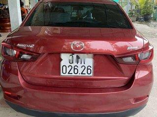 Bán Mazda 2 đời 2016, màu đỏ, xe nhập xe gia đình