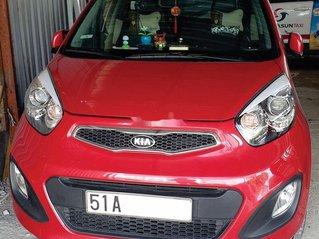 Bán Kia Picanto đời 2013, màu đỏ, số tự động